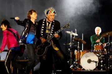 The Rolling Stones estrena su nuevo tema inédito 'Criss Cross'. Cusica Plus.