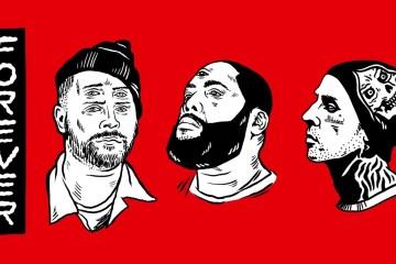 Run The Jewels y Travis Barker de Blink-182, se unen para un nuevo tema juntos. Cusica Plus.