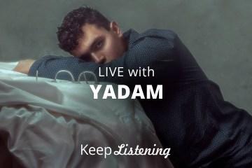 Ve la presentación en vivo de YADAM en el Sofar Sounds de París. Cusica Plus.