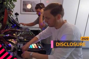 Disclosure presenta nueva sesión en vivo para la BBC Radio 1. Cusica Plus.