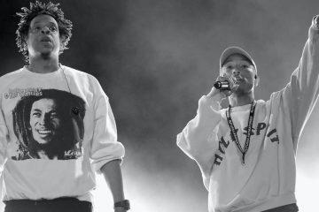JAY-Z y Pharrell estrenan su nuevo tema juntos 'Entrepeneur'. Cusica Plus.