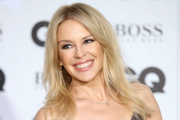 Kylie Minogue estrenó videoclip de su nuevo sencillo 'SAY SOMETHING'. Cusica Plus.