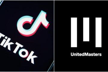 Tik Tok y la distribuidora de música UnitedMasters, se han asociado. Cusica Plus.