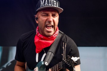 Tom Morello de Rage Against The Machine, anuncia su propio proyecto autobiográfico. Cusica Plus.