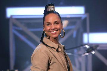 Alicia Keys presenta su nuevo disco homónimo. Cusica Plus.