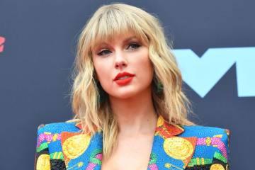 Taylor Swift se presentará en vivo en los Premios de la Academia de Música Country. Cusica Plus.