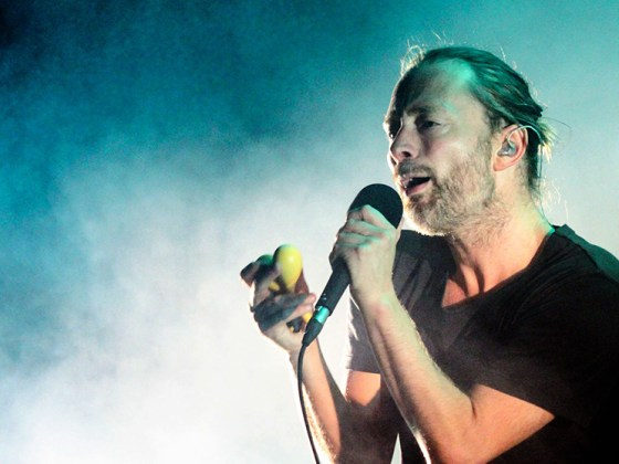 Thom Yorke delivers a film score for fashion label short film