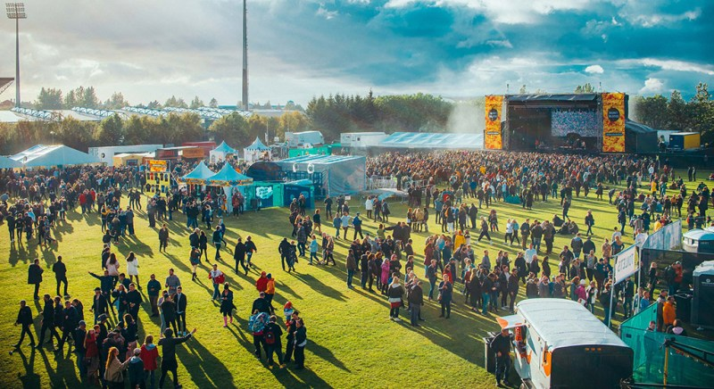 Iceland's Secret Solstice announce $1 Million ticket