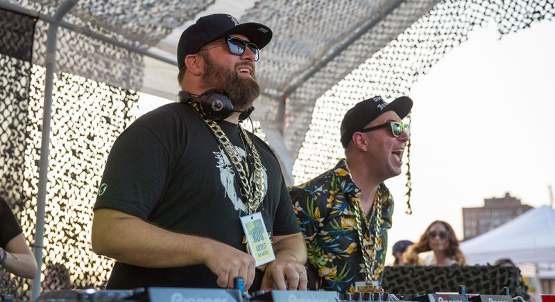 Dirtybird are releasing a new BBQ compilation album