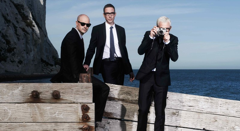 Above & Beyond are planning an all-inclusive island get away