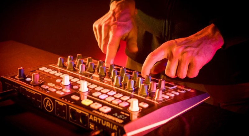 Arturia announce new DrumBrute Impact analog drum machine
