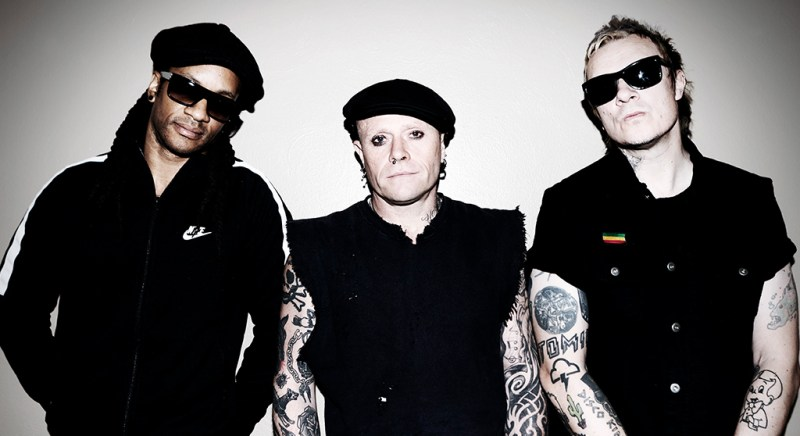 The Prodigy are releasing a new album titled 'No Tourists'