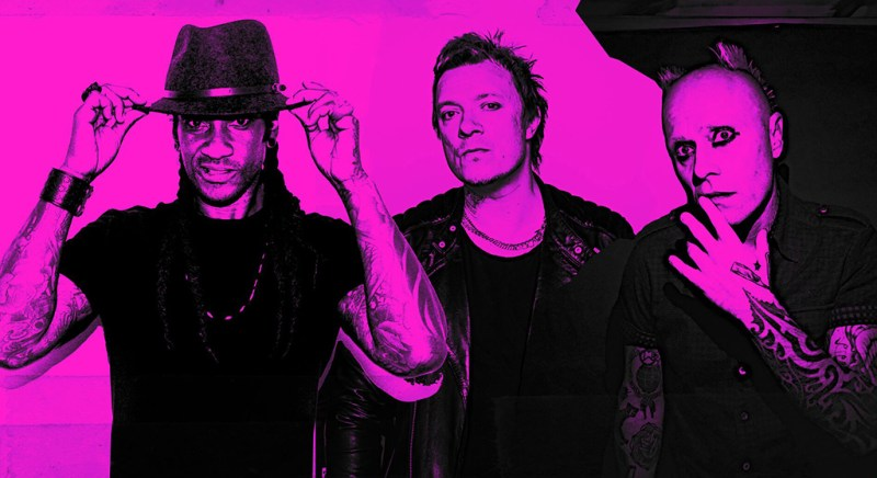 The Prodigy have announced a massive UK and European tour