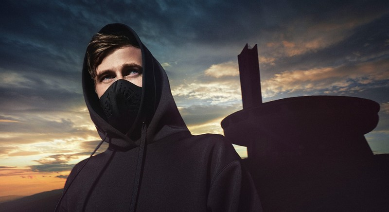 Alan Walker is auctioning merch in aid of UNICEF