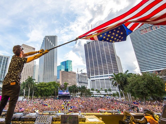 Ultra Music Festival won't be returning to the Bayfront Park