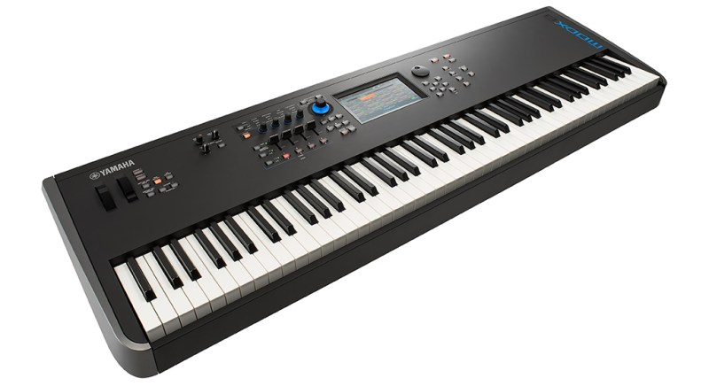 Yamaha announce new MODX keyboard synth