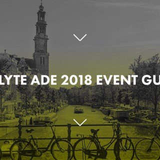 Amsterdam Dance Event 2018 Event Guide