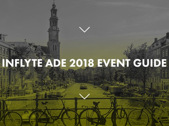Amsterdam Dance Event 2018 Event Guide