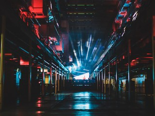 Printworks London evacuated after someone burst a pipe doing pull ups