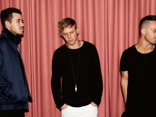 RUFUS DU SOL are playing four UK shows this weekend