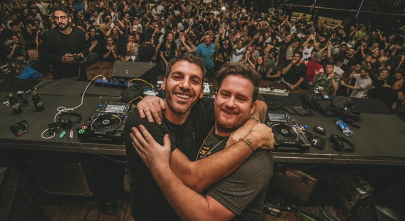 Label Mates: EI8HT / Eats Everything & Andres Campo