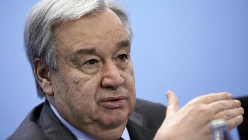"""António Guterres: """"I hope this health crisis will serve as a warning"""" -  World Today News"""