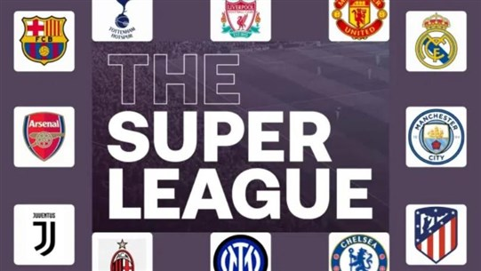 """The European Super League clubs are subject to sanctions after the deal """"UEFA"""" With """"Dissenters"""""""