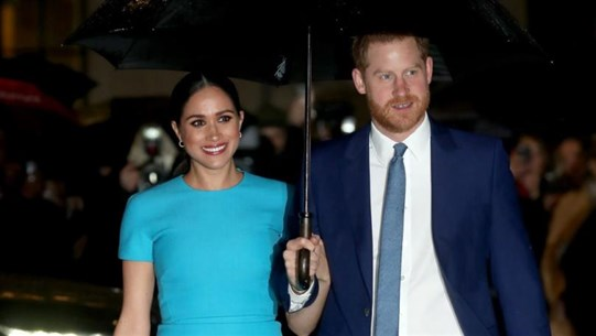 Prince Harry and Meghan Markle announce the birth of their daughter, Lillibit Diana