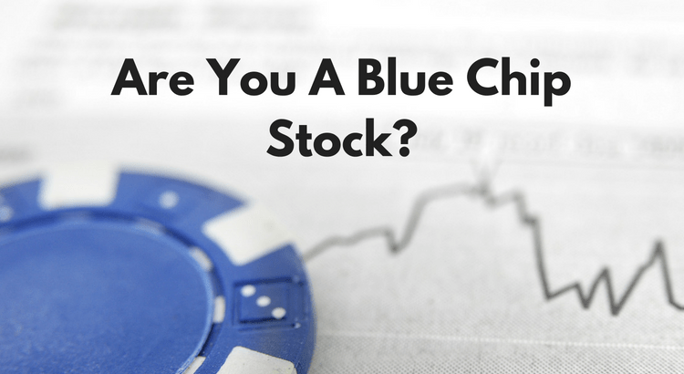 blue chip stock