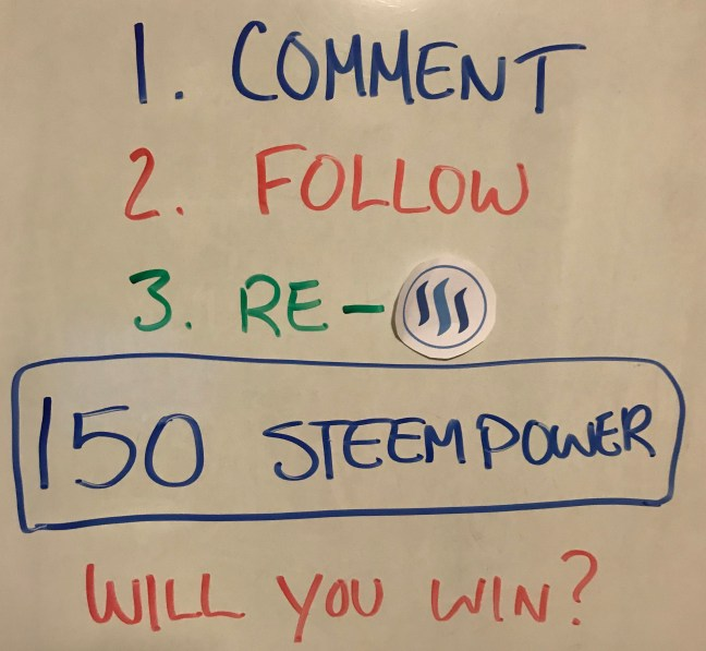 It's Back! The Most Difficult Contest To Win On STEEM