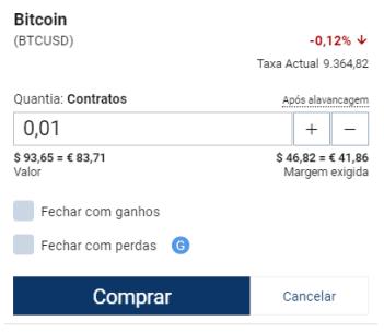 Comprar Bitcoins Plus500