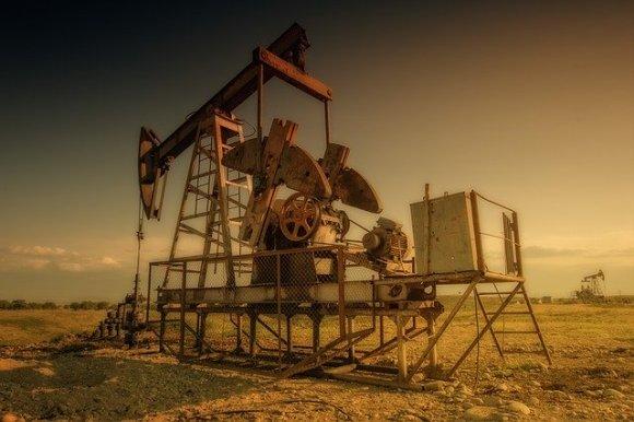 handel ropą naftową