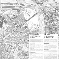 Oma Parc De La Villette Diagram Harbor Breeze Fan Capacitor Wiring Concours Paris 1982 Acne 00 01 B