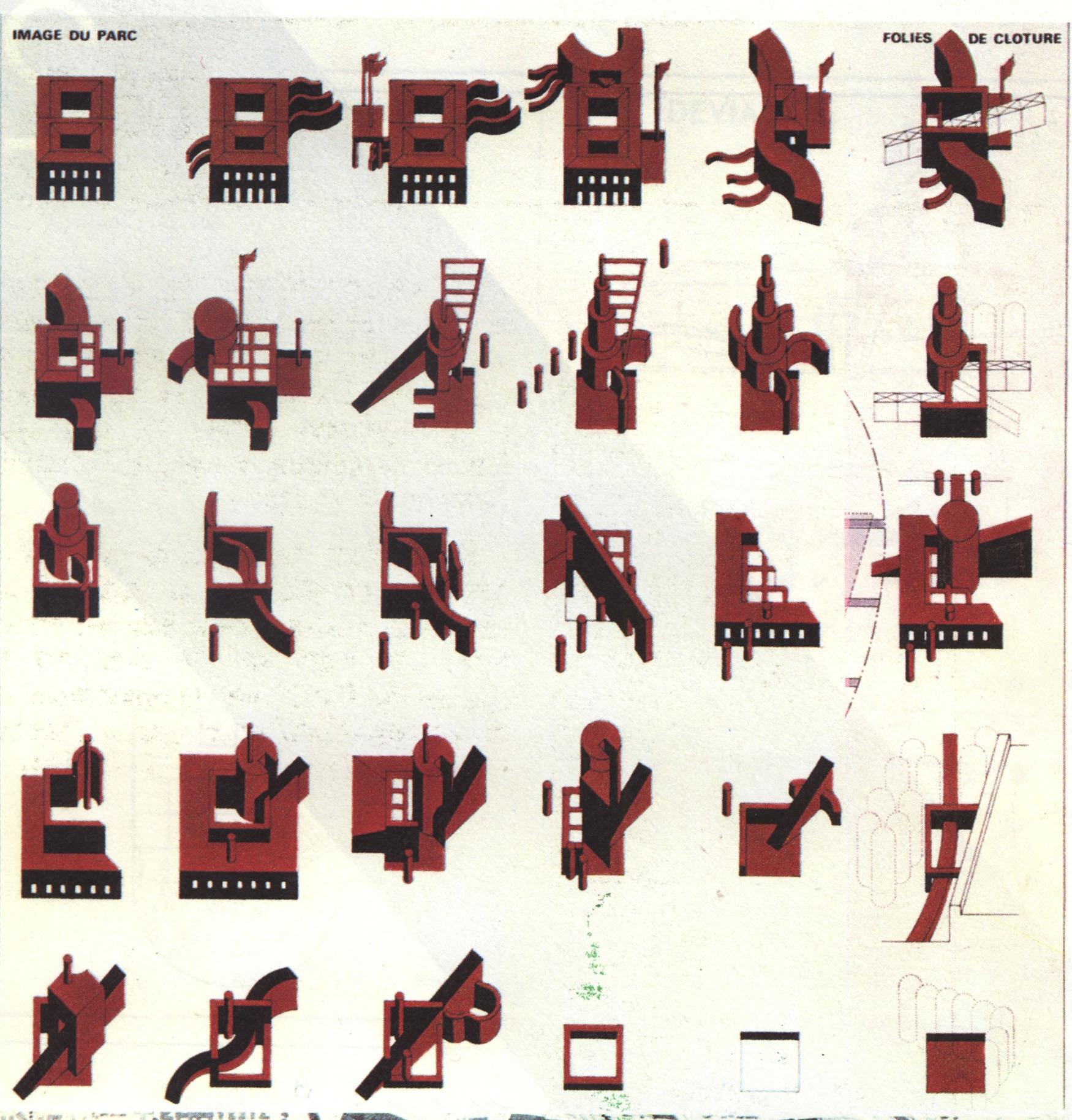 oma parc de la villette diagram blitz turbo timer wiring concours paris 1982 43acne 43