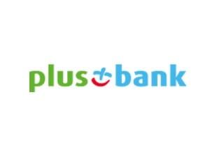 Znalezione obrazy dla zapytania plus bank logo