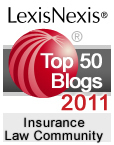 PLUS Blog - A 2011 Top Insurance Law Blog