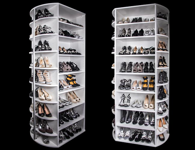 Plus Closets 360 Organizer Original Rotating Closet