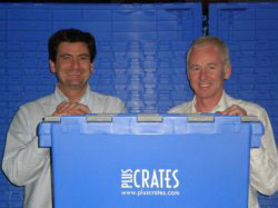 MD's and crates