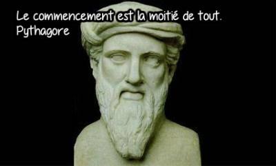 citations inspirantes pythagore