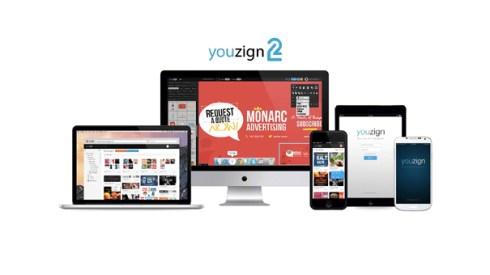 youzign 2.0 logiciel graphisme