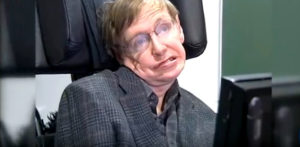 citations inspirantes stephen Hawking