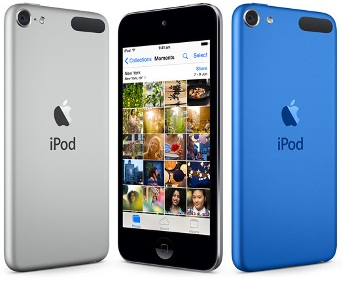 New iPod touch with faster A8 Chip, 8MP iSight camera, starts at Rs. 18900