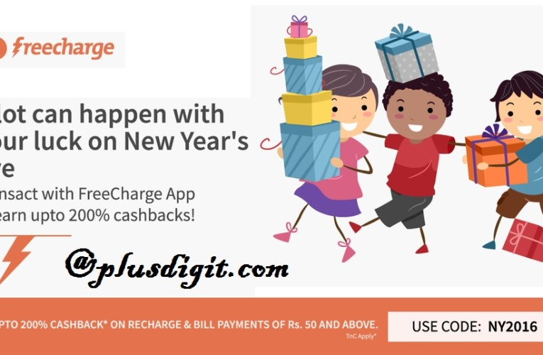 Up to 200% Cashback on Rs.50 Recharge: Old Users