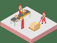 Gestión del Packing según el producto, los pedidos, la campaña o el cliente