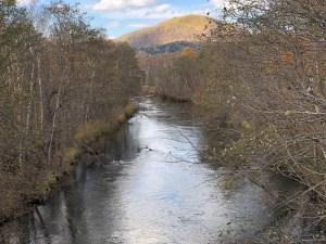 北海道の湿原河川