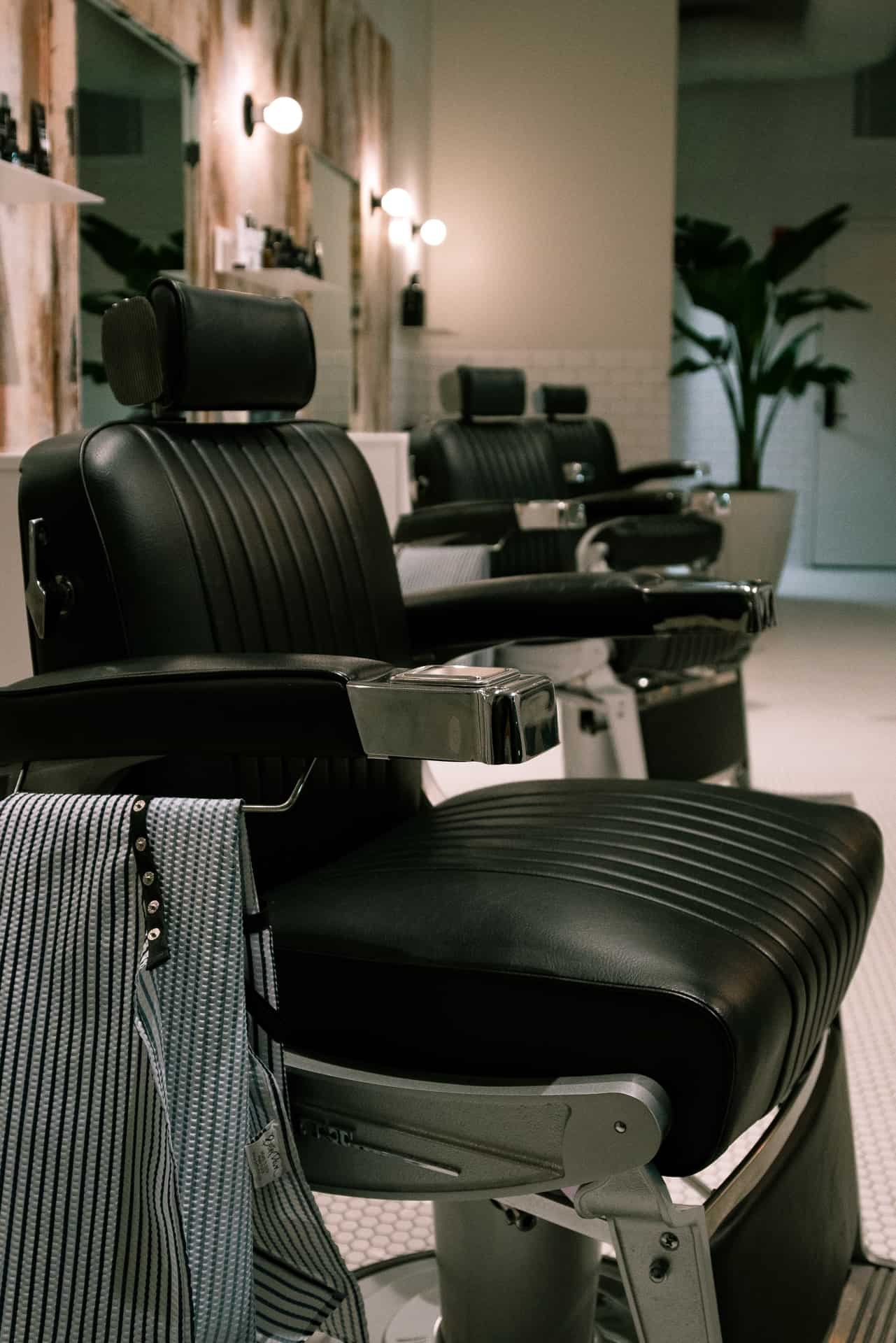 Service Retail Business Photograph of the Barbershop at Blind Barber in Philadelphia, PA
