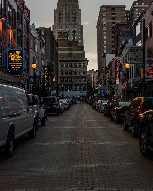 Photo of Philadelphia Landmark - Jewelers Row