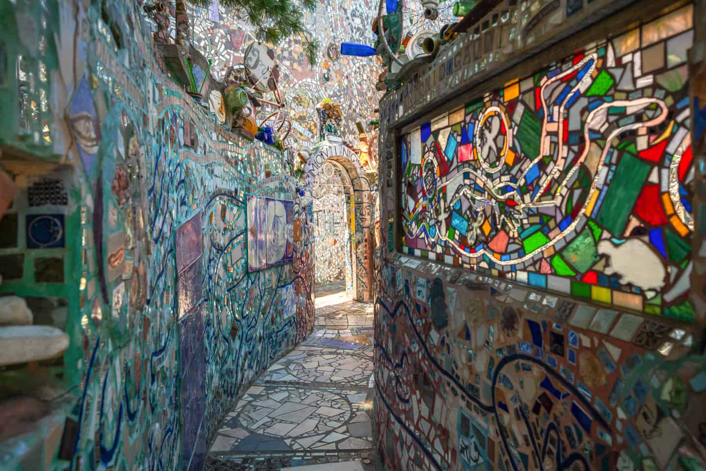 Photo of Philadelphia Landmark - Magic Gardens