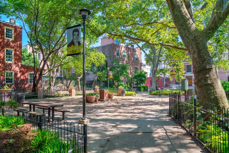 Photo of Philadelphia Landmark - Mario Lanza Park