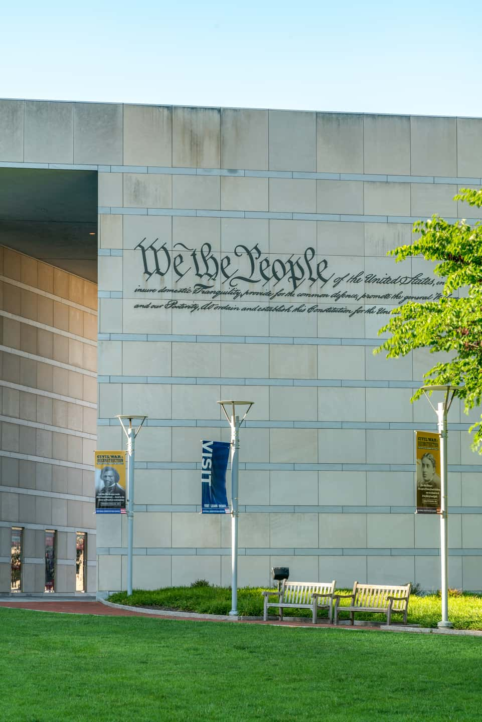 Photo of Philadelphia Landmark - National Constitution Center